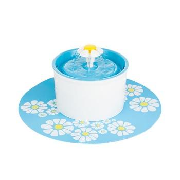 Fuente De Agua Flor