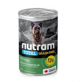 Nutram Total Grain Free Lamb & Lentils T26