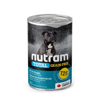Nutram Total Grain Free Trout & Salmon T25