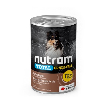 Nutram Total Grain Free Chicken & Turkey T23