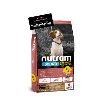 Nutram Sound Balanced Wellness Puppy S2
