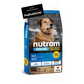Nutram Sound Balanced Wellness Adult S6