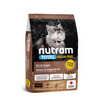 Nutram Total Grain-Free Chicken & Turkey T22