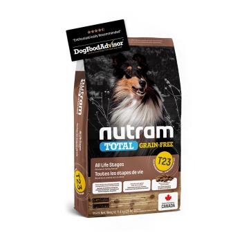 Nutram Total Grain-Free Chicken & Turkey Dog T23