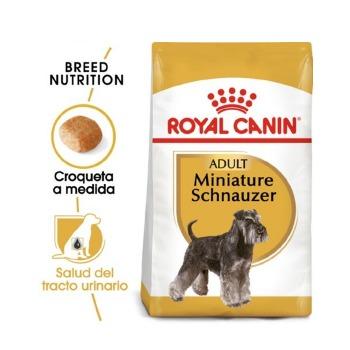 Royal Canin Schnauzer Miniatura Adulto