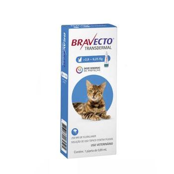 Bravecto Gato Pipeta 2.8 - 6.25 Kg
