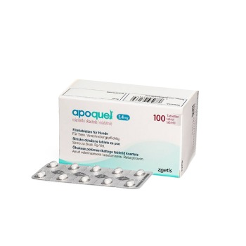 Apoque 5,4 Mg 20 Comprimidos