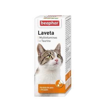 Laveta Taurina para Gatos