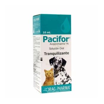 Pacifor Tranquilizante Solución Oral