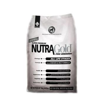 2x Nutra Gold Pro Breeder 20KG