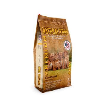 2x Natural Food Cachorro Premium Premium 10 Kg