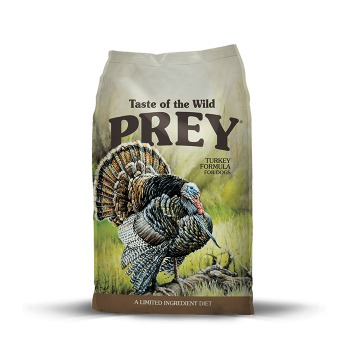 Taste Of The Wild Prey Turkey