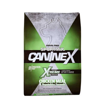 Sportmix Caninex Chicken Meal & Vegetables Formula