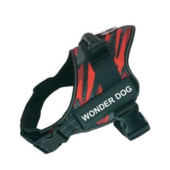 Arnes Wonder Dog Pro Camuflaje Rojo