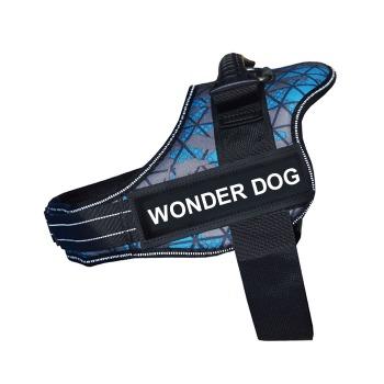 Arnes Wonder Dog Pro Camuflaje Azul