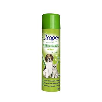 Traper Neutralizador de Olor Spray Para Perros y Gatos
