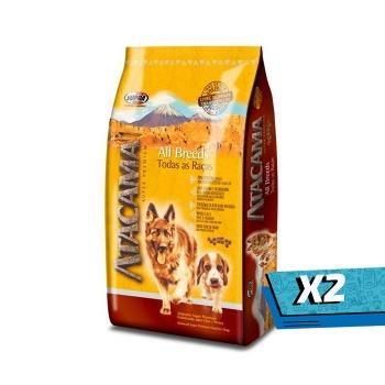 2x Atacama adulto para todas las razas Premium 14kg