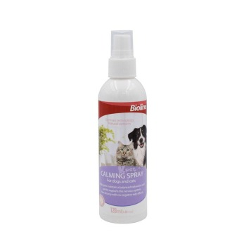 Bioline Calming Spray para Perro y Gatos