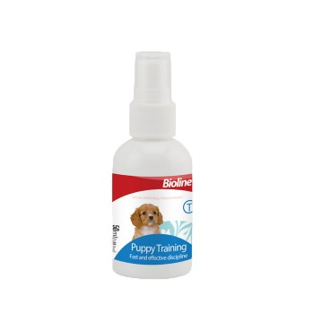 Bioline Puppy Training Educador en Spray