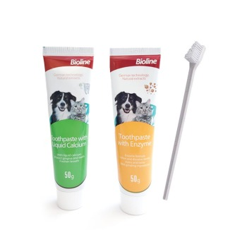 Bioline Kit Dental para Perros y Gatos