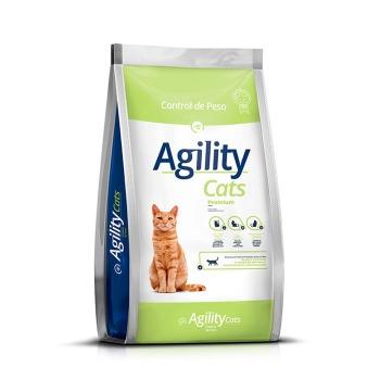 Agility Gato Control de Peso