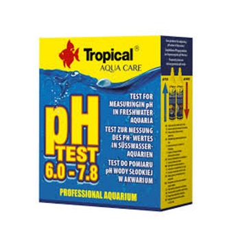Ph Test 6.0-7.8