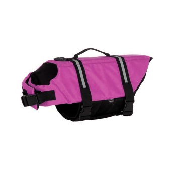 Flotador para Perro Pequeño Rosado