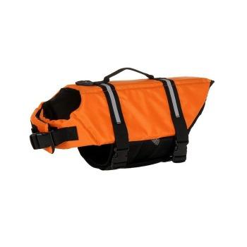 Flotador para Perro Pequeño Naranja