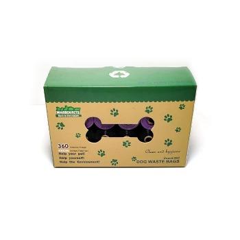 Bolsas ecológicas y biodegradables 24 Rollos