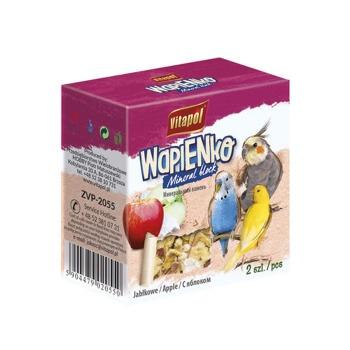 Bloque Mineral Con Manzana Para Aves