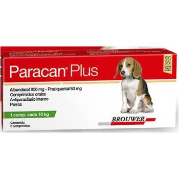 Paracan Plus Antiparasitario Interno para Perro