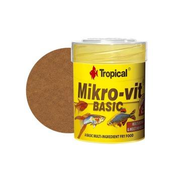 Tropical Alimento Mikro-Vit Basic