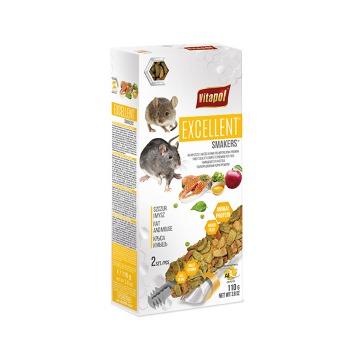 Vitapol Excellent Snack para Ratas y Ratones