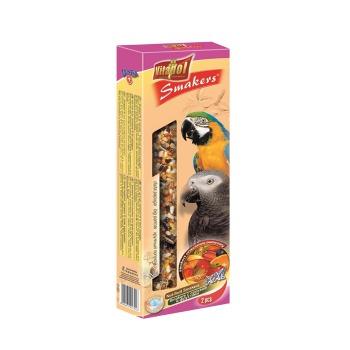 Smakers sabores de frutos secos XXL para loros grandes