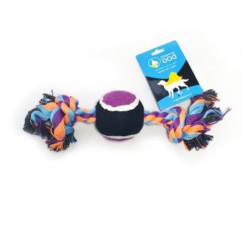 Wonder Dog Juguete De Cuerda De Algodon Y Pelota De Fieltro