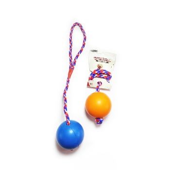 Warrior juguete bola Maciza con Cuerda