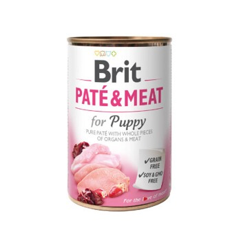 Brit Care Paté and Meat for Puppy