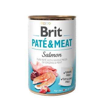 Brit Care Paté and Meat Salmon