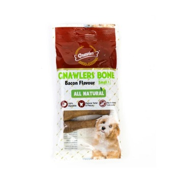 Gnawlers Snack hueso Bacon 108gr