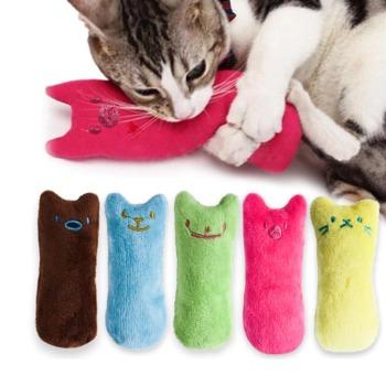 Wonder Cat Juguete Gatito pequeño con Hierba gatera