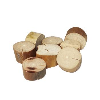 Juguete Medallones de madera para Roer