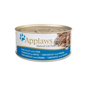 Applaws Tuna Fillet de Crab