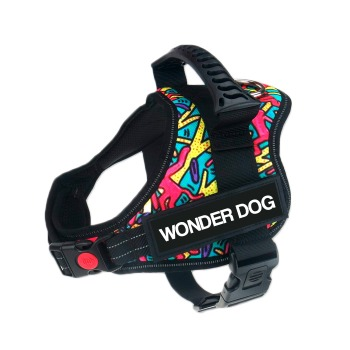 Arnes Wonder Dog Pro Abstracto Colores