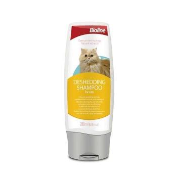 Bioline Shampo antipelechas para gatos