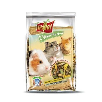 Vitapol Mix De Hierbas Para Conejos y Cuy
