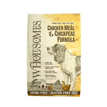 Wholesomes Chicken Meal & Chickpeas