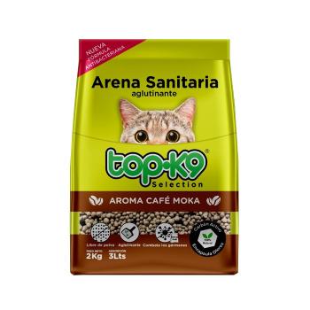 Top k9 Arena Aglutinante 2kg Aroma Cafe Moka