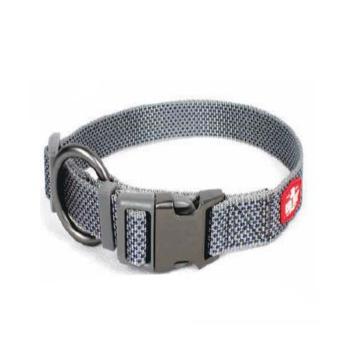 Wonder Dog Collar Iron Gris