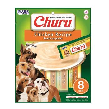 Dog Churu 8p Pollo