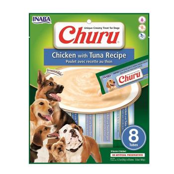 Dog Churu Pollo con Salmon